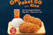 McDonalds Promo GRATIS Paket Go With Rice Tiap Beli Paket Hemat PaNas