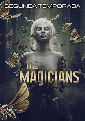 The Magicians (TV Series) S02 Custom HD Dual Latino