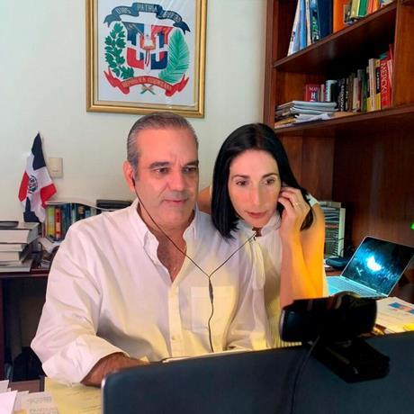 Luis Abinadel y su Esposa Raquel dan Negativos al Covid-19