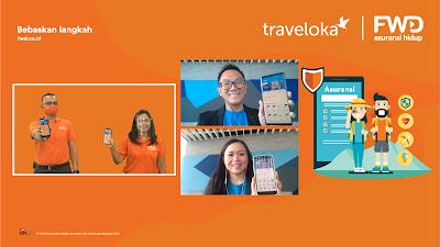 Asuransi FWD Life di Traveloka