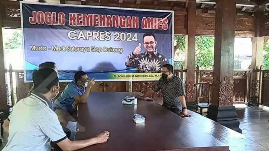 Komunikasikan 2024, Parpol Disebut Dorong Lebih dari 2 Capres