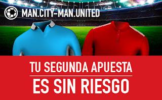 sportium promocion 10 euros City vs United 7 abril