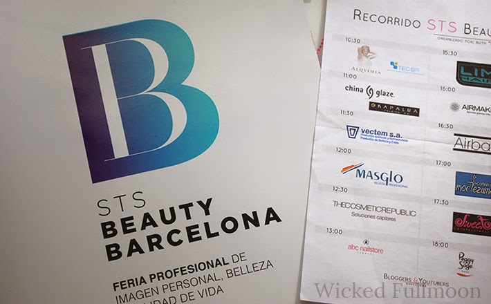 Wicked Fullmoon: | Experiencia | STS Beauty Barcelona 2015