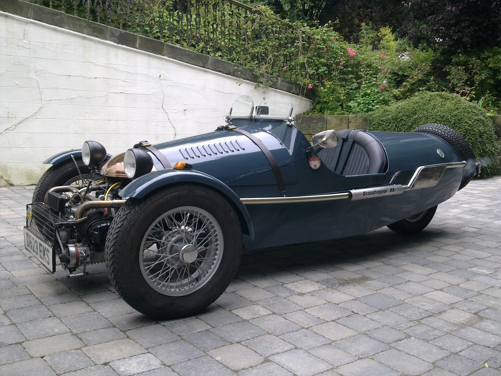 Wheel Refurbishment Near Me >> JG's Pembleton Supersport project : The Diary of my Pembleton SS kit car build