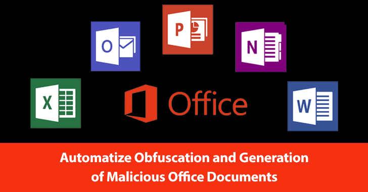 Macro Pack  - Macro 2BPack - Macro Pack – Automatize Generation of Malicious Office Documents