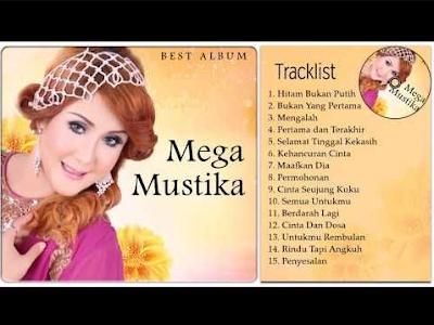 penyanyi lagu dangdut yang sangat terkenal di tahun  Download Lagu Mp3 Dangdut Original Mega Mustika Terbaik