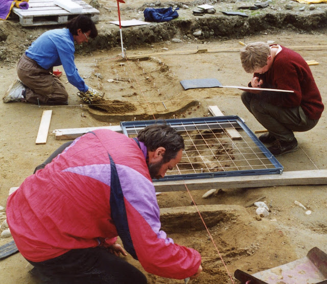Second Viking ship grave found on tiny Norwegian island