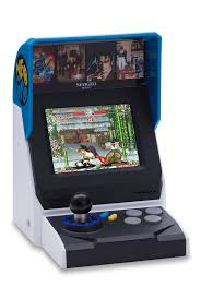 NEOGEO Mini game console
