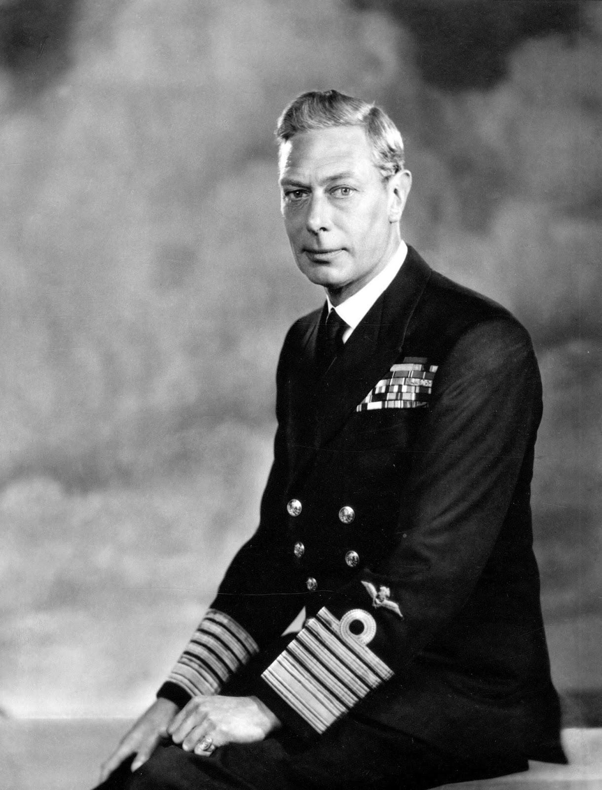 Blog Birleşik Krallık: Birleşik Krallık Kralı George-VI