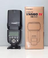 harga 2nd SPeedlite YN560 IV - Yongnuo