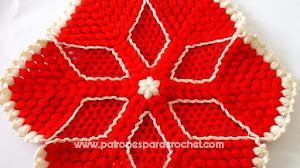 Cómo tejer hexágono crochet en punto puff / Paso a paso