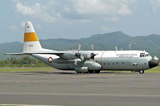 Pesawat C-130 Hercules