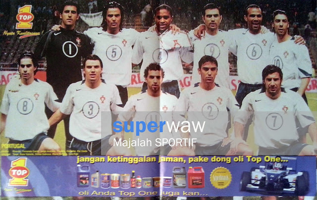 Team Portugal 2004