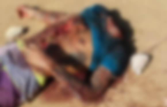 Vídeo de 2 presos sendo mortos a facadas na tarde de hoje em Porto Velho choca Rondônia, outros 12 foram feridos [VÍDEO BRUTAL]