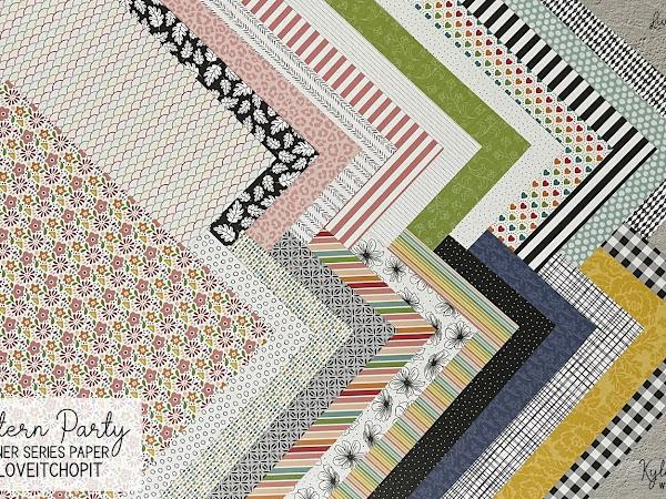 Pattern Party Designer Series Paper | VIDEO