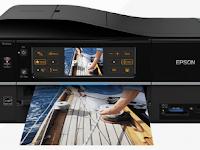 Epson Stylus Photo PX820FWD Print CD Driver Download