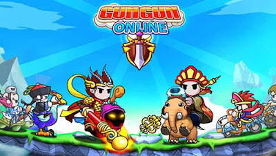 Gungun Online: shooting game | Mod apk