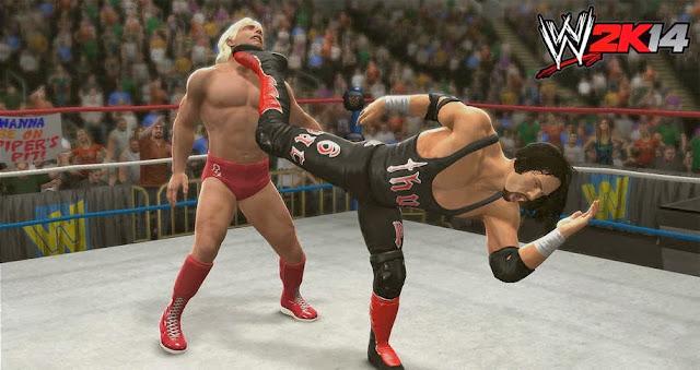 Análisis WWE 2K14