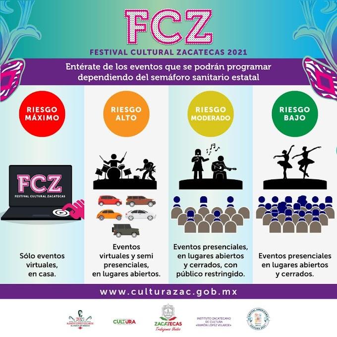 Festival Cultural Zacatecas 2021