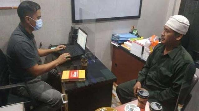 Gegara Bubarkan Acara Tolak HRS, Ketua dan Anggota FPI Pekanbaru Tersangka