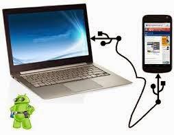 Tutorial Cara Menghubungkan Android ke Komputer Tanpa Root