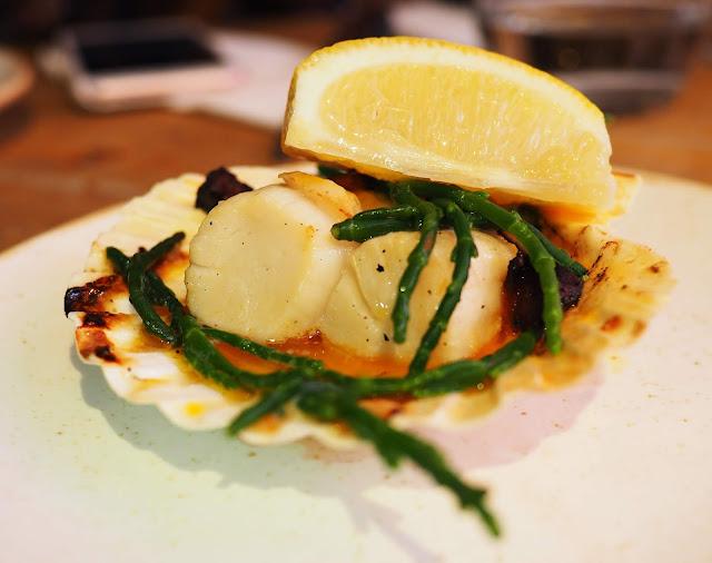 Bar and Block Steakhouse Restaurant Waterloo Street Birmingham Gluten Free Food Review