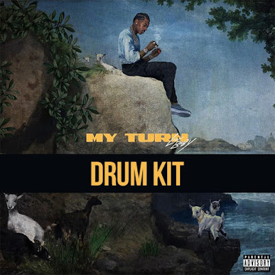 Cover do Lil Baby - My Turn [DELUXE] (Drum Kit)