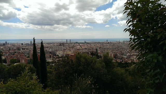 Barcelona, foto con HTC One por dPunisher