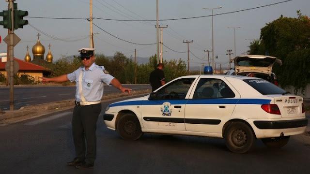 Αυξημένα μέτρα τροχαίας σε όλη την χώρα λόγω Δεκαπενταύγουστου λαμβάνει η Ελληνική Αστυνομία