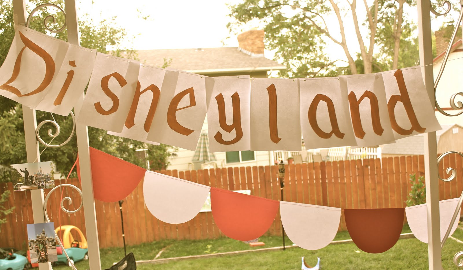 Home Decor Party Business Meg Andy A Disneyland Party