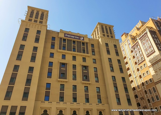 new Premier Inn Al Jaddaf