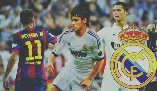 Neymar no Real Madrid: Imprensa espanhola insiste com o rumor