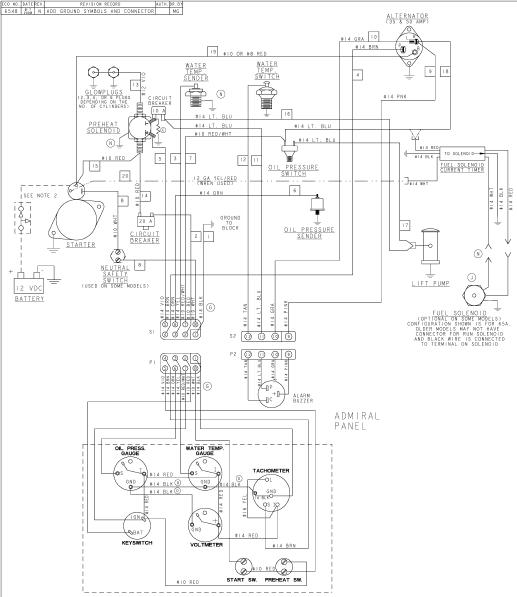 wiring diagrams automotive 88 mazda 626 westerbeke wiring diagrams #10