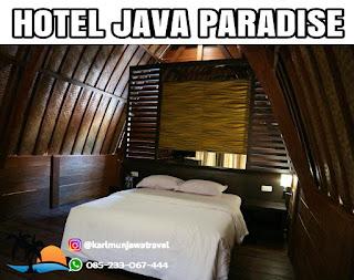 foto kamar hotel java paradise