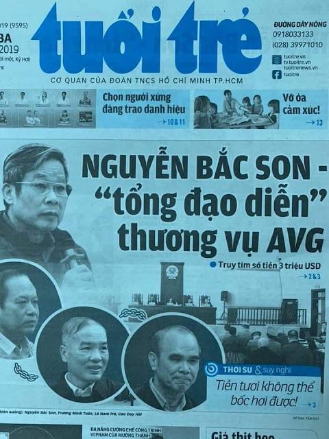 """Nguyễn Bắc Sơn """"tổng đạo diễn"""" thương vụ AVG - MobiFone"""