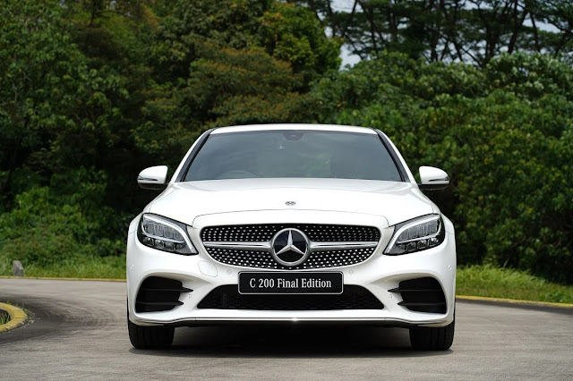 Harga c 200 amg final edition