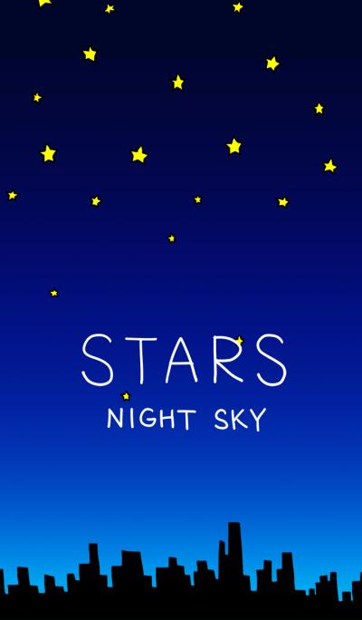 stars (night sky)