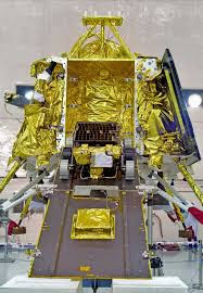 Chandrayaan 2: Lander and Rover