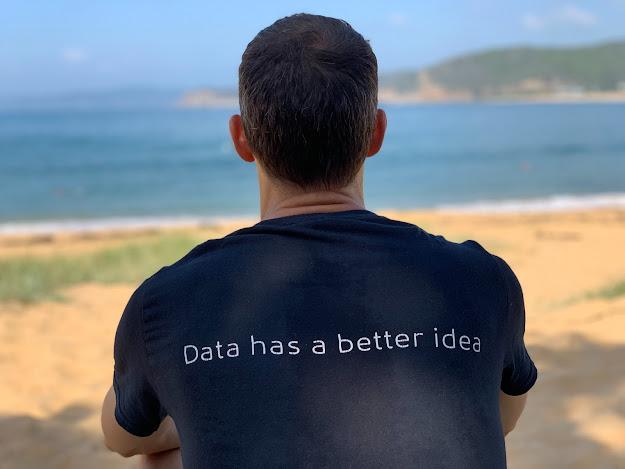 Ter uma boa estratégia de dados alicerçado com uma boa organização