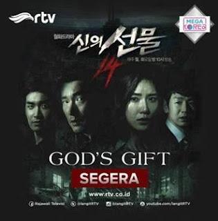 SINOPSIS Tentang God's Gift RTV Episode 1 - Terakhir