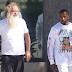 Kanye West esteve com Rick Rubin no estúdio em L.A.