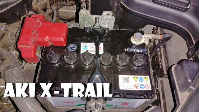 Aki Untuk Nissan X-Trail Beserta Harganya