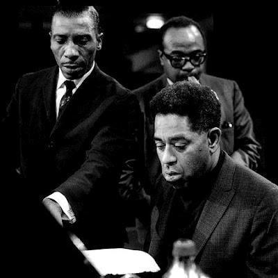 T-Bone Walker, Dizzy Gillespie e James Moody