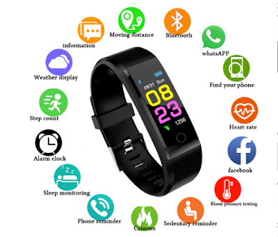 ZAPET I15 New Smart Watch