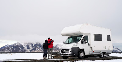 A motorhome rental in Iceland is a luxurious way to make your way around the Ring Road