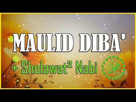 Lirik Syiir Maulid Ad Diba'i Fa Baynamal Habib Lengkap