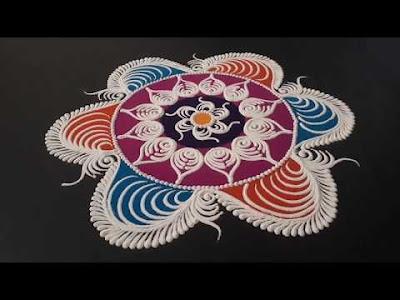 sanskar bharati rangoli images