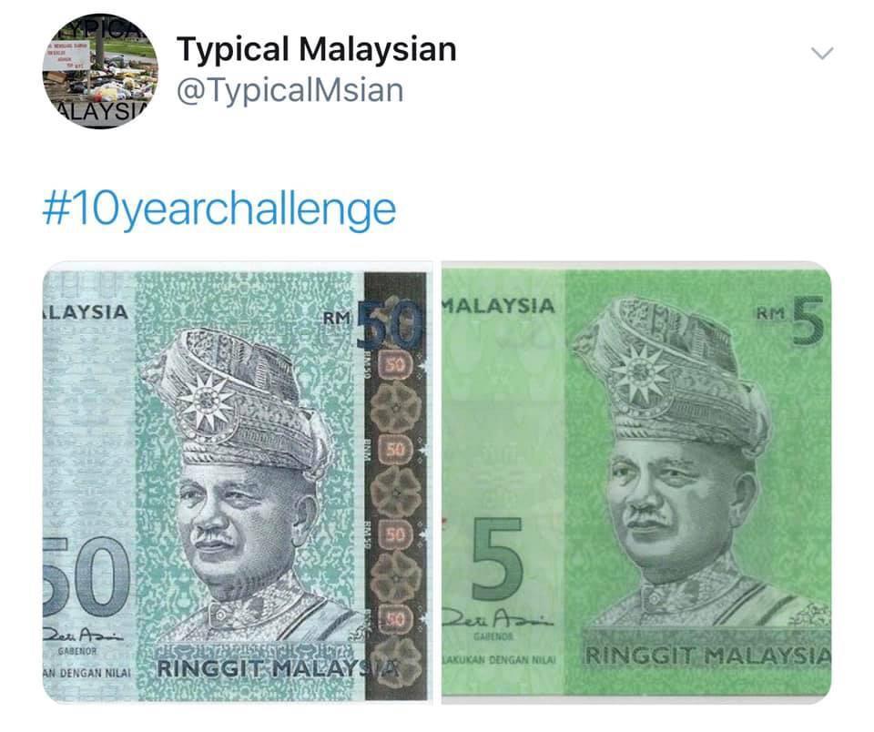 Apa Itu 10 Years Challenge? VIRAL #10yearchallenge!