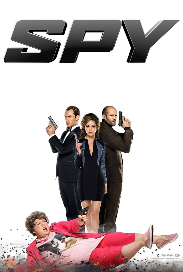 Spy 2015 Movie Free Download HD Online