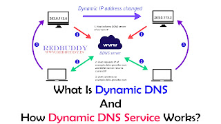 What Is Dynamic DNS And How Dynamic DNS Service Works?